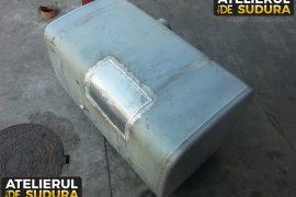 Reparatie Rezervor Combustibil tir aluminiu 9