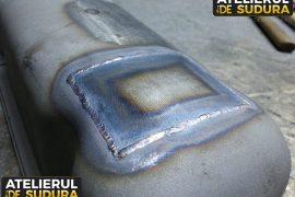 Reparatie Capac tacheti motor otel 5
