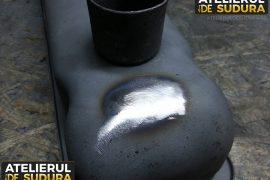 Reparatie Capac tacheti motor otel 8