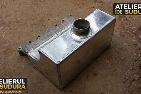 Modificare galerie admisie auto aluminiu 2