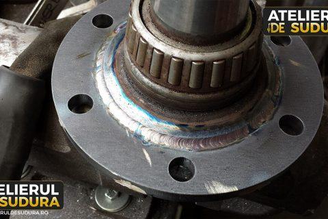 Reparatie fuzeta auto jeep otel 3