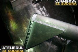 Sudura aluminiu componente auto 10