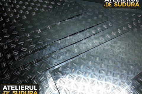 Cutie pentru depozitare Aluminiu 2