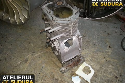 Reconstructie Bloc Motor aluminiu 2