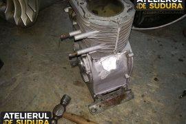 Reconstructie Bloc Motor aluminiu 6