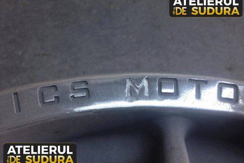 Reparatie litere aluminiu componente 2