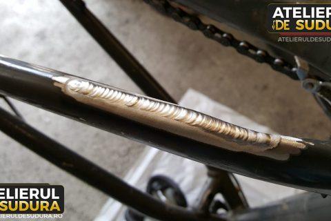 Argon aluminiu cadru bicicleta 3