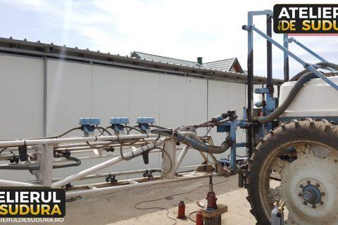 Sudura aluminiu utilaje agricole 1