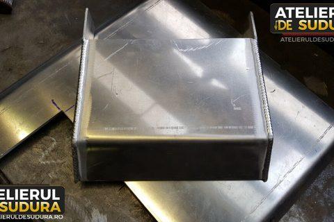 Sudura in aluminiu diverse componente 2