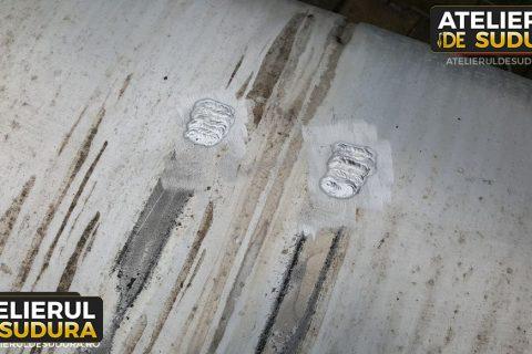 Rezervor auto aluminiu 2