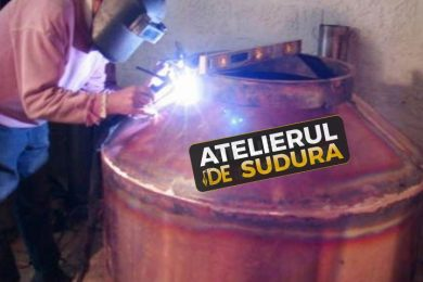 Sudura Cupru / Alama