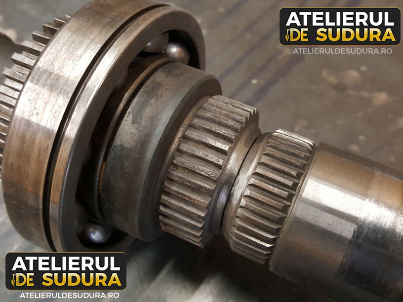 Baie Ulei Audi A4 B6 19tdi Reparatie Sudura Aluminiu Inox